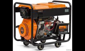 Покупка дизельного генератора