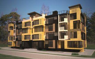Квартира в новом малоэтажном районе на севере города