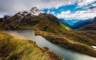 Увидеть мир: 10 живописных маршрутов для горных походов