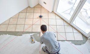 Строительные материалы для укладки плитки: Советы по применению