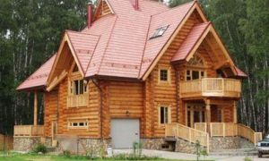 Деревянные дома и правильный уход за ними