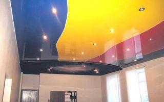 Что представляют собой натяжные потолки, и какова их специфика?