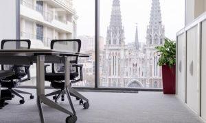 Аренда офиса в бизнес-центре: варианты планировочных решений