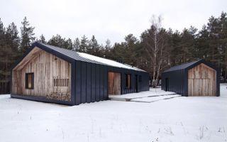 Дом в Латвии по проекту молодого бюро из Санкт-Петербурга