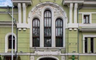 Дом-легенда: особняк П. П. Смирнова на Тверском бульваре