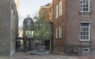 Апарт-отель в здании XVIII века в Амстердаме