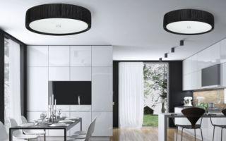Светильники — важный дизайнерский элемент