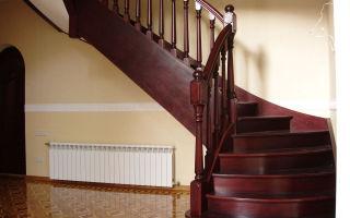 Деревянные лестницы: Преимущества