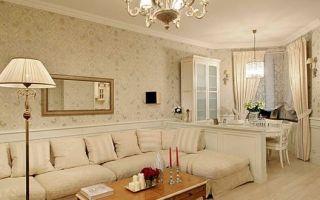 Качественный ремонт квартиры своими руками: поговорим об обоях