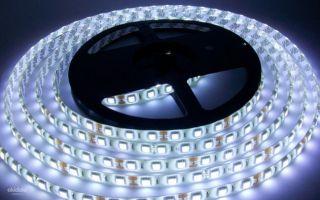 Советы по выбору LED лент
