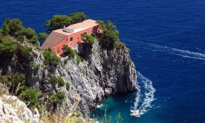 Дом-легенда: вилла Малапарте на острове Капри
