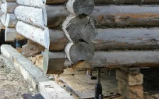 Как переставить баню не разбирая сруба: строительные лайфхаки