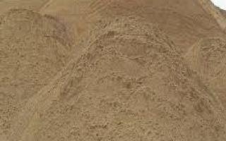 Качества речного песка