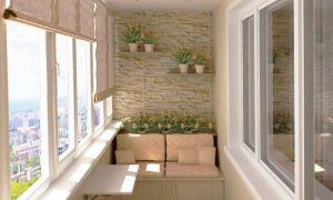 Как обустроить балкон в квартире? Советы и простые правила