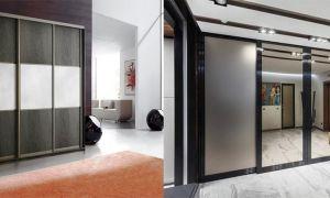 Современные офисные шкафы-купе и их преимущества
